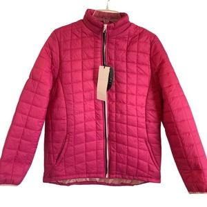 Climate Concepts Lightweight Quilted Jacket